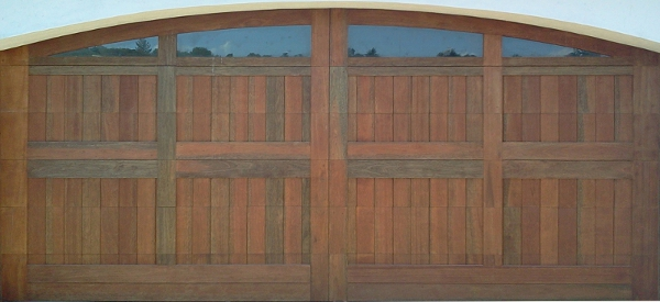 Double Ebotse Barn Door